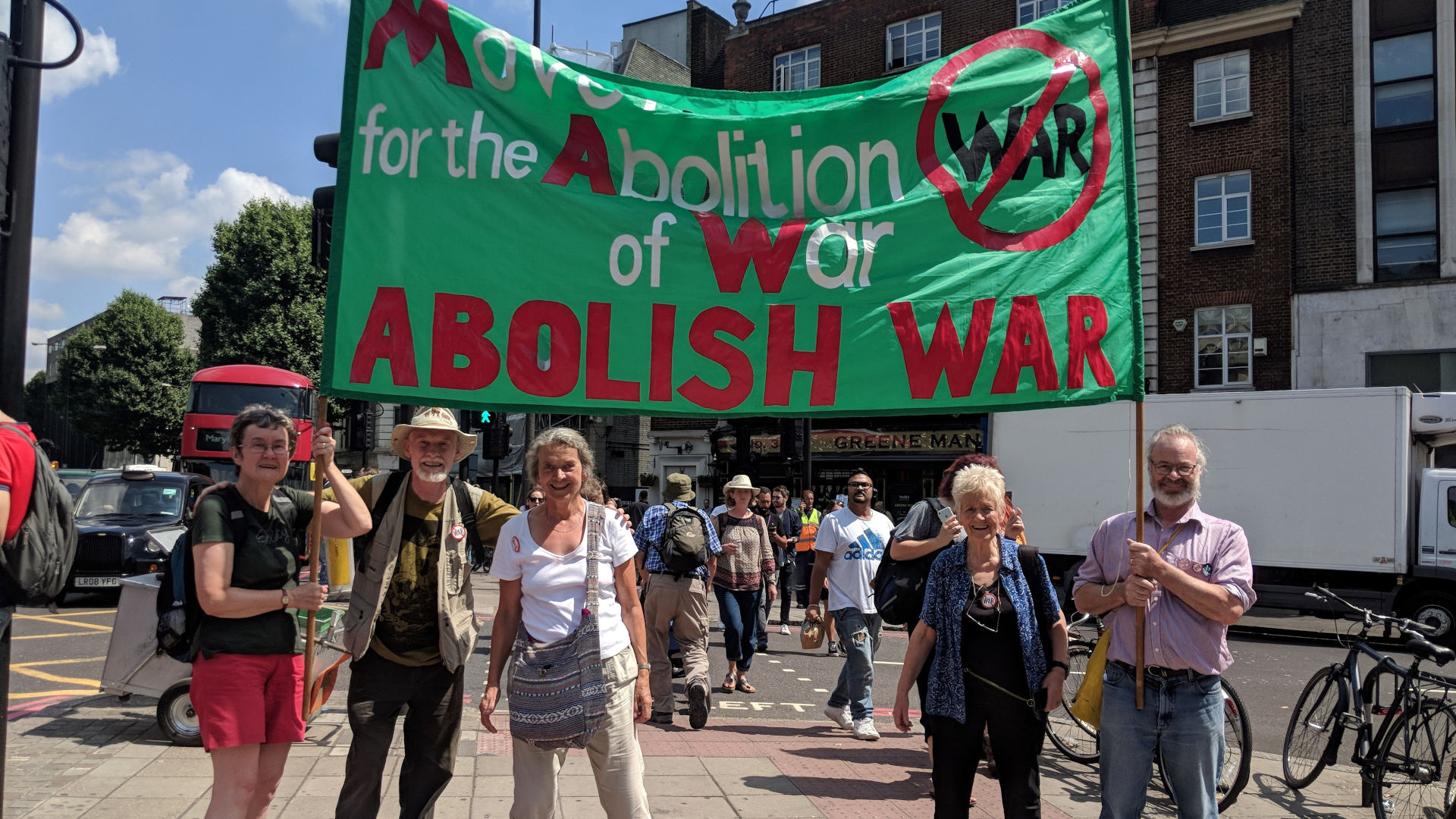 The Movement for the Abolition of War