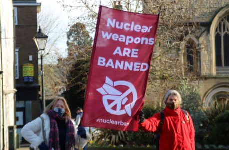 Nuclear Weapon Ban Ratified!