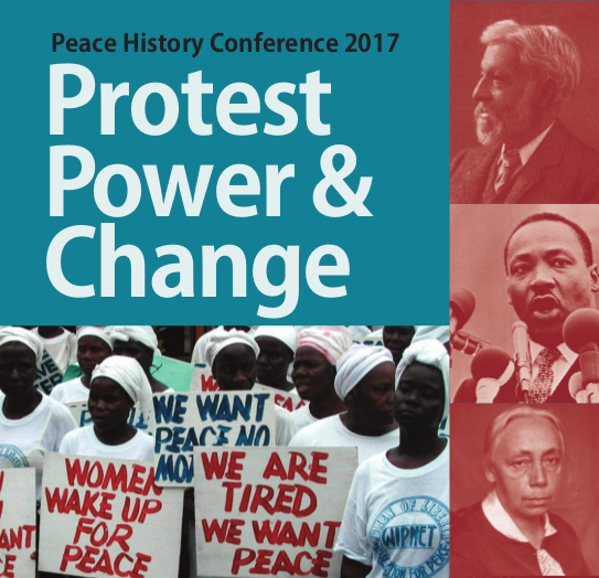 Peace History Conference 2017 in London