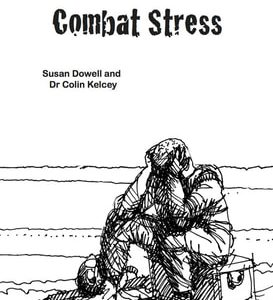 Product - Combat Stress booklet
