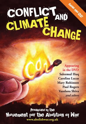 Conflict and Climate Change – DVD and study booklet
