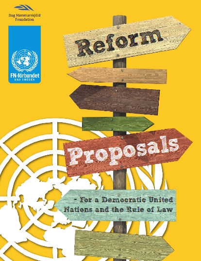 Reform Proposals – for a Democratic UN and the Rule of Law