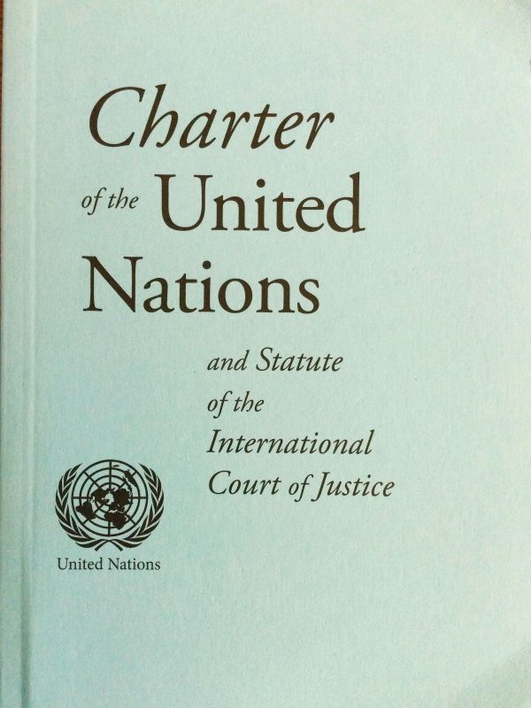 Product - UN Charter