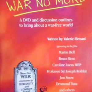 Product - War No More DVD