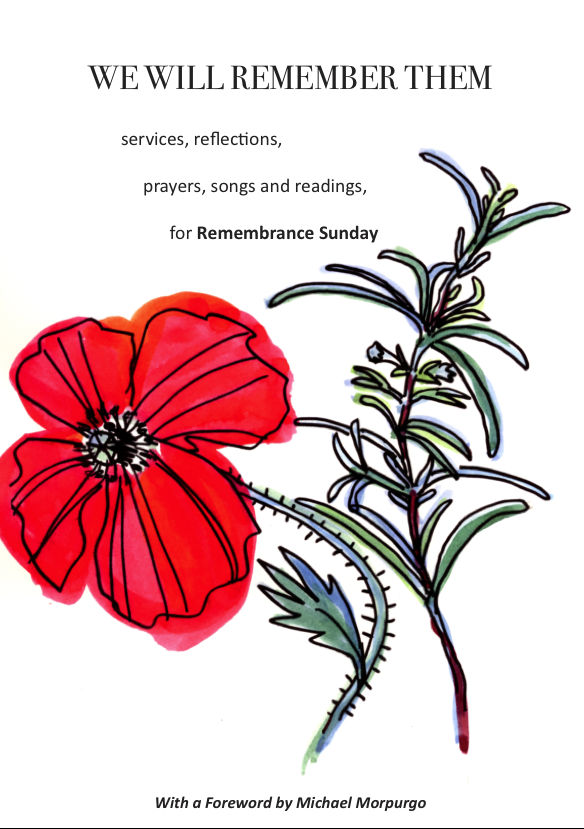We Will Remember Them booklet