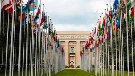 United Nations - Mat Reding on Unsplash